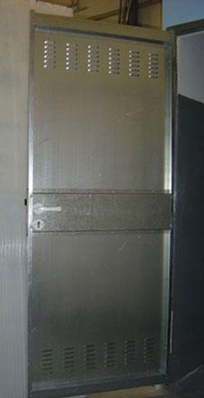 Drzwi do piwnicy antywłamaniowe