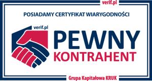 producent zabezpieczeń przeciwpożarowych interprodukt certyfikat wiarygodnosci