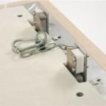 Drzwiczki klapy rewizyjnej EI60 Tył