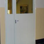 drzwi ei60 z szybą